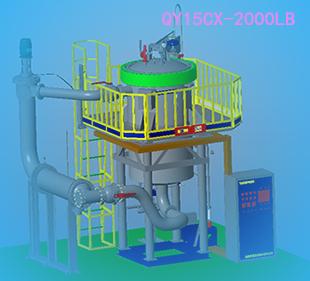 CX系列热风循环压力炉